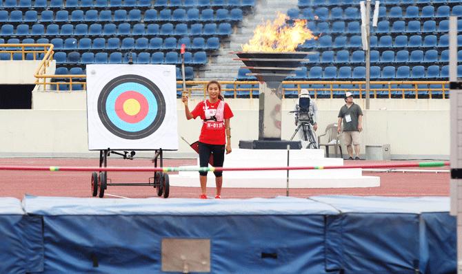 2012 런던 올림픽 특집 아이돌 스타 올림픽 현장사진입니다.
