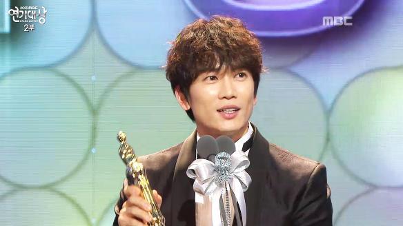 2015 MBC 연기대상2회