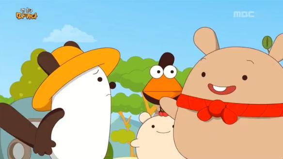 내친구 마카다 - MBC만화마당1회
