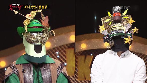 [일밤] 1. 복면가왕1385-1회