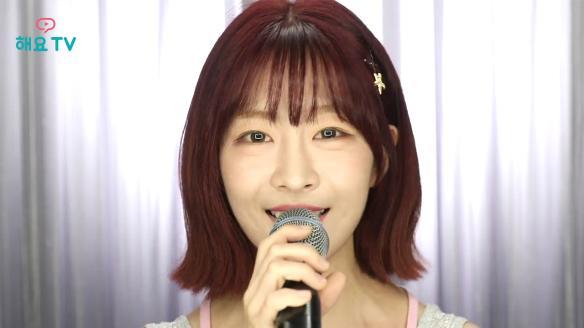 해요TV 핫클립-[아.작.쇼] 라붐 (유정) LIVE - 사르르 (눈코입 라이브)