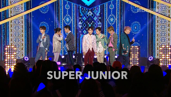 [컴백] 슈퍼주니어 - One More Time(Otra Vez)