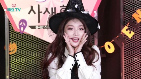 해요TV 핫클립-[청하의 사생활 시즌2] 청하의 우우(WooWoo) 댄스타임!