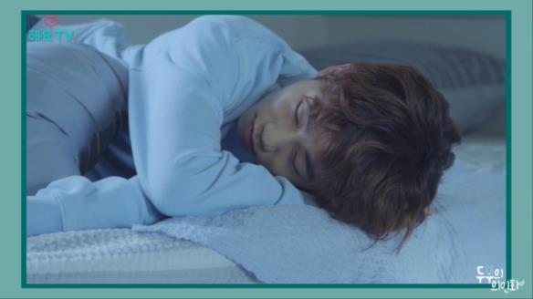 해요TV 핫클립-[두부의 의인화] 박지빈 메이킹! 두부의 댕댕이적 모먼트