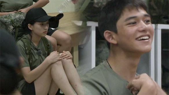 [12회 선공개] 은서&루카스, 체력장 후 멘탈 탈탈~ 체력 탈탈~
