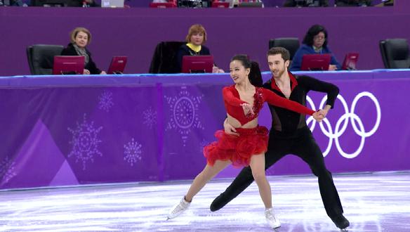 [다시보기]2018 평창 동계올림픽 컬링 여자 예선 <대한민국 : 스웨덴>/피겨 아이스댄스 쇼트 댄스