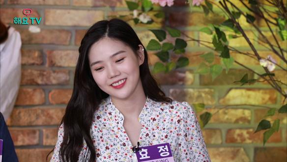 [오마이걸의 사생활 시즌2] 옴걸 마피아게임, 억울억울 효리더의 변론!