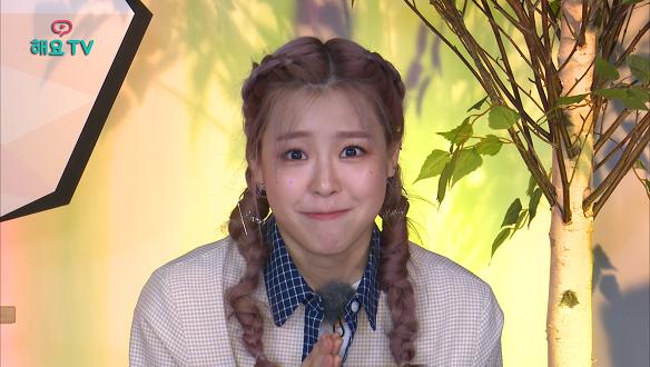 [칸의 사생활] 최애치킨을 먹게 해준 해요TV에게 바치는 민쥬 감사 표정 3종세트!