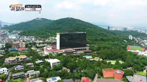 구내식당 - 남의 회사 유랑기7회