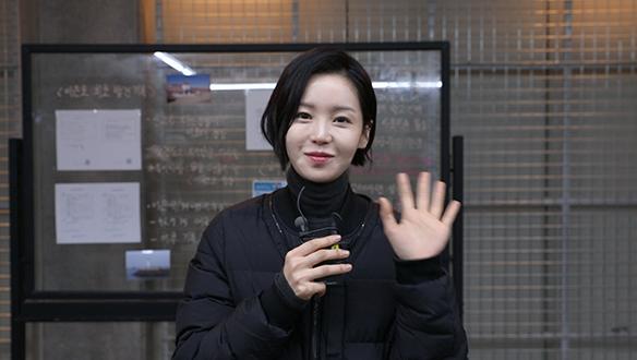 밝은 모습으로 만나는 남규리의 종영소감 <생생현장>