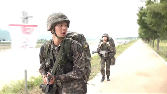 [17회 선공개] 셔누를 위협하는 은서의 승부욕!