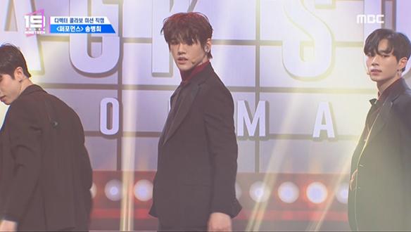 [디렉터 콜라보 미션 직캠] 퍼포먼스 송병희 ♬U+Black Suit