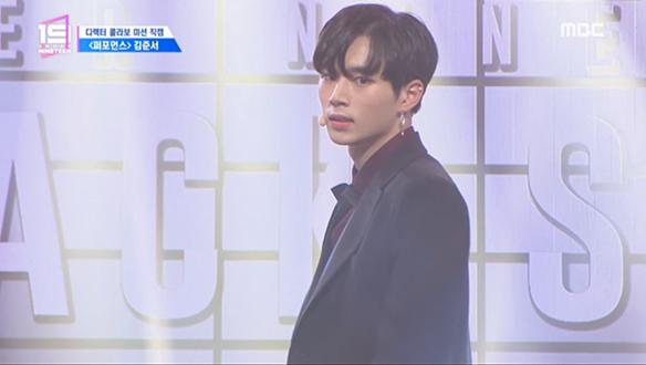 [디렉터 콜라보 미션 직캠] 퍼포먼스 김준서 ♬U+Black Suit