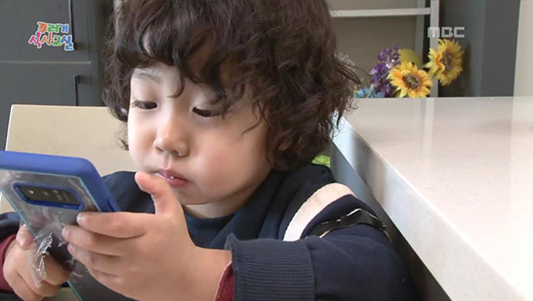 간식만 먹을래요, 김예성