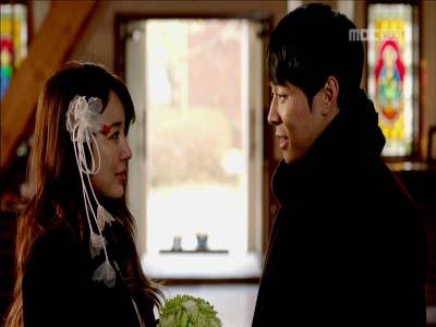 """[21회] 한정우-이수연, 첫 눈 오는 날 결혼 """"해피엔딩"""""""