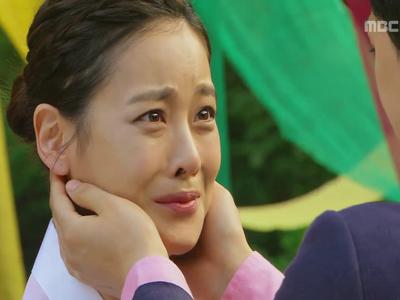 [41회] 보리(오연서), 드디어 재화(김지훈)에 정체 공개 '충격과 감동의 눈물'