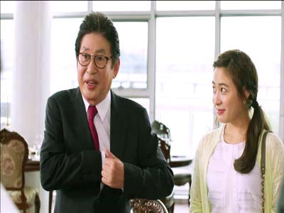 지연(박희본)-이용(최우식) 상견례, 지연 알고보니 기업 사장 막내딸~!