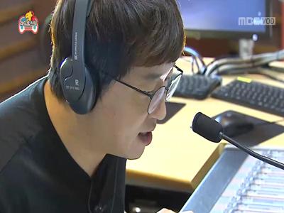 """[396회] 라디오스타 두 번째, 정형돈, 이틀 만에 DJ 실력 일취월장 """"훨씬 나아졌다"""""""