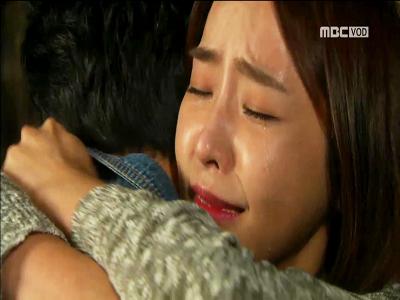 """[126회] 기준(최태준), 윤주(정유미)에 """"결혼하자""""…두 번째 프로포즈"""