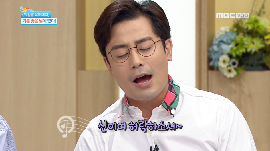 한지상, 뮤지컬 <지킬 앤 하이드> 중 '지금 이 순간' 노래