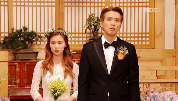 """""""괜찮아.. 결혼식은 올렸어""""…순남(박시은)♥두물(구본승)의 결혼식장에 나타난 불청객 [129회]"""