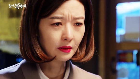 """""""내 전부였어""""…서진(송선미), 박 회장(이정길)의 진심 어린 사랑에 '눈물 펑펑' [103회]"""