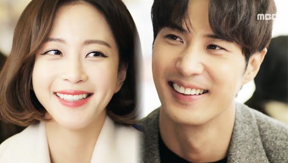 """""""나도 사랑해""""…진진(한예슬)♥지원(김지석), 달달한 결혼 약속 '해피엔딩' [32회]"""
