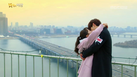 """""""그래, 내 눈에 예뻐""""…반지 필요없는 서로의 이상형♥ 난희(김슬기)♥세건(안효섭) [9회]"""