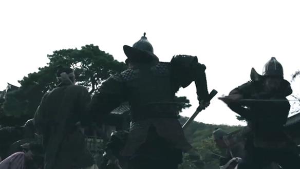 """""""모두 참하겠다!""""…항주목 백성들 학살하려는 융(김지석)에 분노하는 길동(윤균상), 전투 준비 [26회]"""