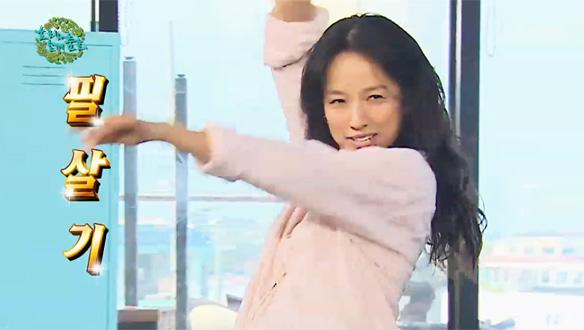'섹시 디바' 이효리, 시간이 지나도 완벽한 'U-Go-girl+10minutes' 댄스! [534회]