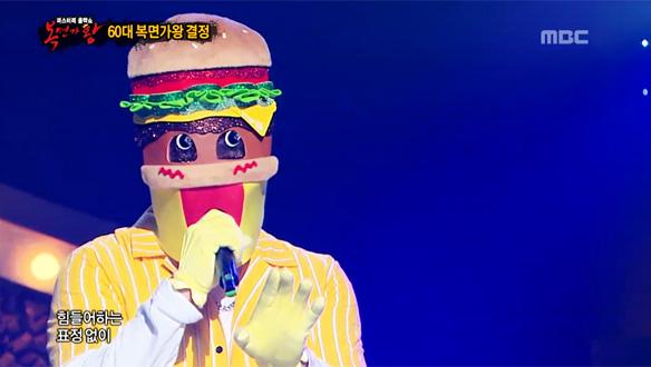 판정단을 경악하게 만든 '맛있으면 0칼로리 MC 햄버거'의 가왕 방어전 무대! < 안 되나요 >