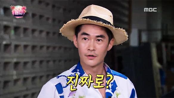 배정남, '낚시계의 홍상수' 꽝 PD의 원샷원킬 연출에 '어리둥절' [542회]