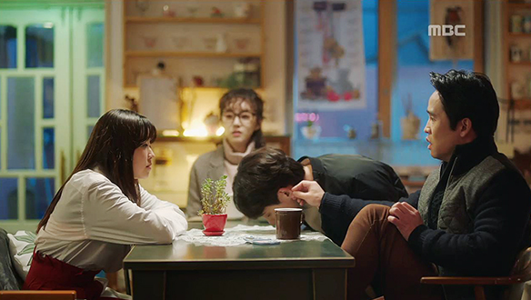 '우리 사귈래요?'…선혜(이민지), 혹탈(송재룡)에 돌직구 고백!!