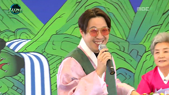 """하하, 칠순 잔치 특별공연에서 <YOUNGJA> 열창…""""다 같이 쎄이 영자~!!!"""" [554회]"""
