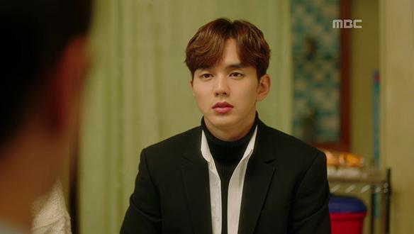 '조팀장님, 제가 많이 좋아합니다'…민규(유승호)의 성장한 모습
