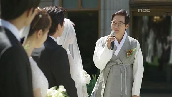 '경하(홍수현)♡최용(이창엽)'&'광재(김지훈)♡영하(김주현)'의 합동결혼식 [100회]