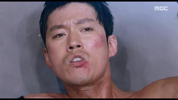 """""""그러자""""…지철(장혁), 첫 승리!"""