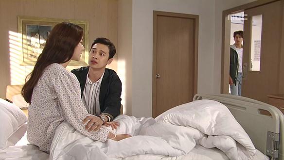 """""""가짜 임신이었어?""""…윤도빈(김경남), 화경(오승아)의 가짜 임신을 눈치채다"""