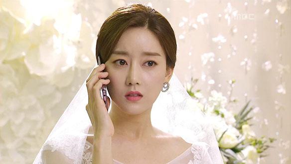 """""""하는 수 없구나, 내가 멈추게 하는 수밖에""""…한주원(김혜선), 화경(오승아)의 결혼식장에서 진실 폭로?"""