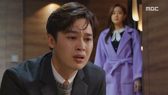 """""""바보 같은 사람, 미안해요""""…재빈(이중문)을 외면하는 싱화경(오승아)"""