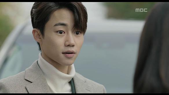 """""""잠깐 탈래요?""""…영선(신은수)에게 접근하는 정찬중(박지빈)"""