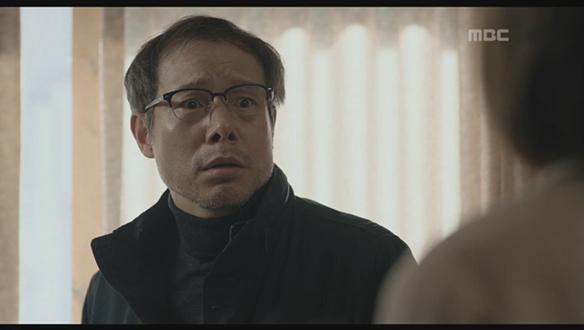"""""""자수할 생각이였다.""""…도망다니는 아버지 차승호(정인기) 찾아간 지우(김재경)"""