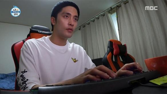 성훈, 신문물 체험기! 드디어 인터넷쇼핑 도전!