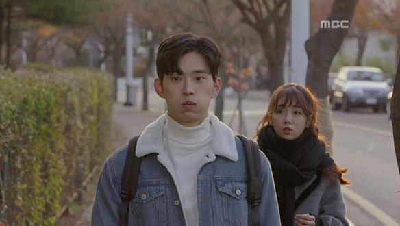 """""""지금 나 피하는 거야?""""…이유(강다현)와 주철(이도겸), 서로 머쓱해진 관계"""