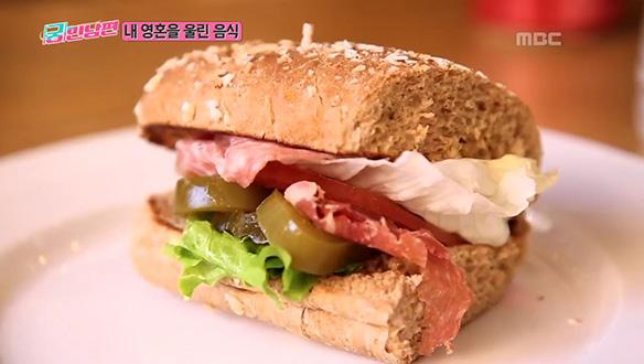★차차's 수제 샌드위치★ 미국 유학생활을 함께한 소울푸드