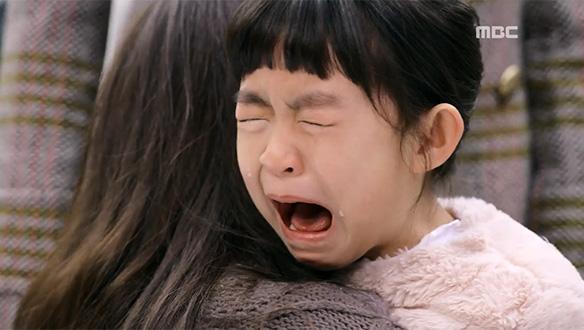 """""""엄마 싫어 미워!""""…한결(김한나), 친엄마 수미(이규정)와의 눈물의 재회"""