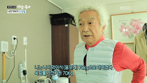 신성일, 폐암 투병 중에도 철저한 자기 관리…요양원 생활 공개 [265회]