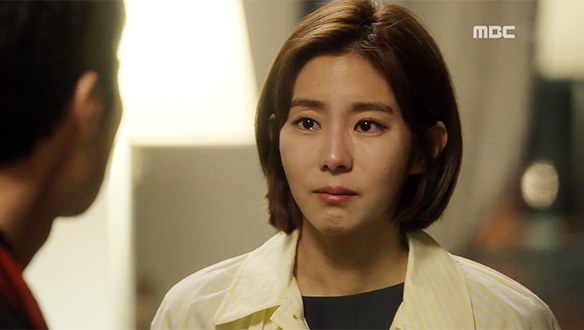 """""""가면 나랑 끝이야""""…승주(유이), 오혁으로 살아가려는 작두(김강우)에 눈물 애원"""