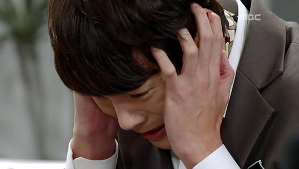 '제 눈이 김상재 아저씨 거예요?'…여향미(정애리)의 입을 통해 듣는 진실이 괴로운 준희(서도영)