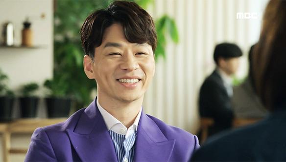 """""""우린 친구니까""""…에릭(정상훈), 작두(김강우)를 부탁하는 승주(유이)에 '짠내 폭발' 미소 [16회]"""